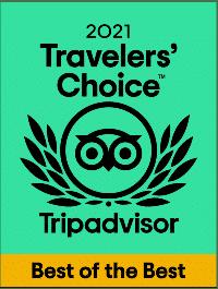 TripAdvisor Traveler's Choice Best of the Best